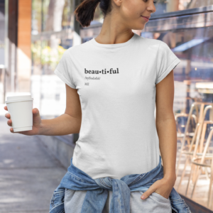 Beautiful Me Unisex Jersey Short Sleeve Tee shop Tees TOPS