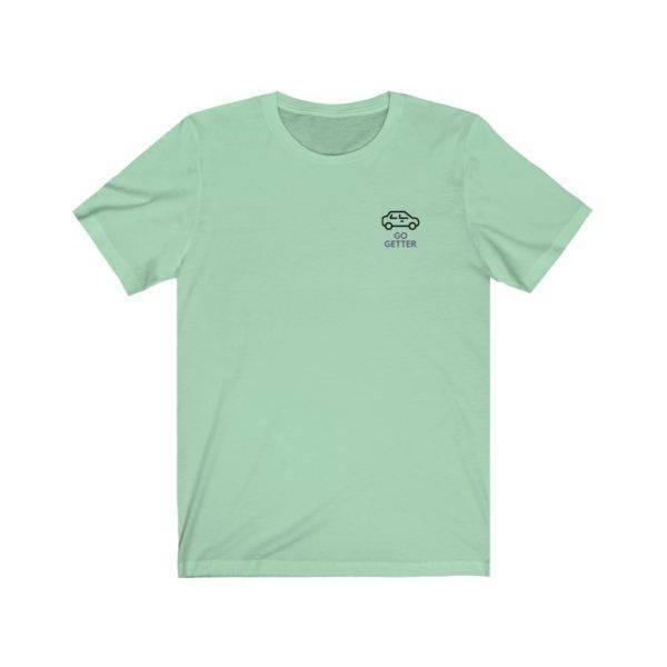 Go Getter Unisex Jersey Short Sleeve Tee shop