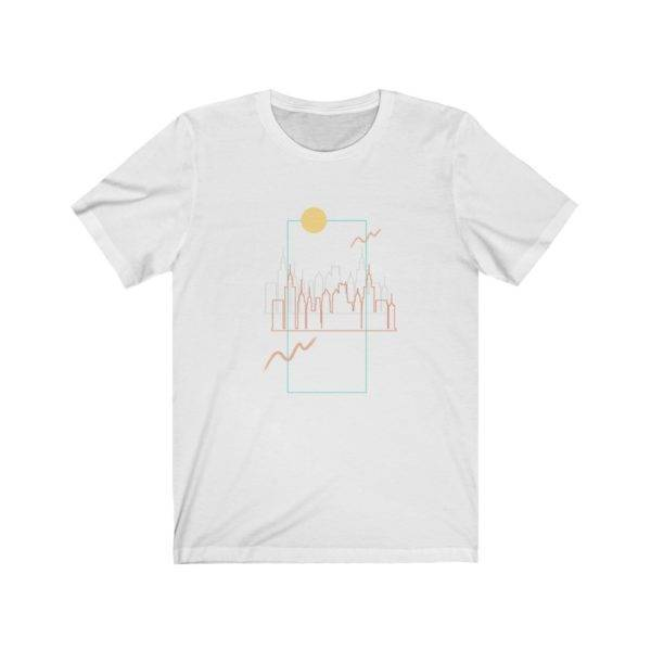 Sunrise in the City Unisex Jersey Short Sleeve Tee shop